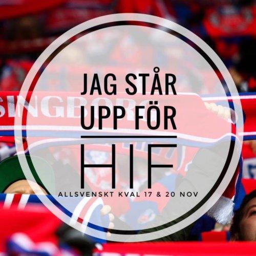 Stå upp för HIF