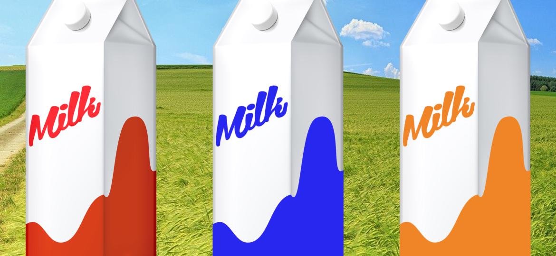 Mjölkkartonger